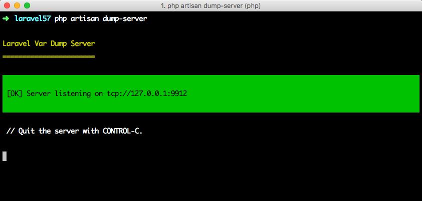 Understand Uses of Laravel 5 7 Dump Server